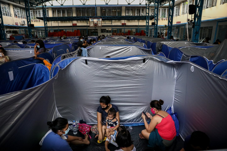 typhoon goni philippines