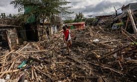 Philippines submits first carbon emissions reduction target to UN