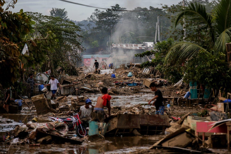 Typhoon Vamco (Ulysses) Rizal, Philippines2