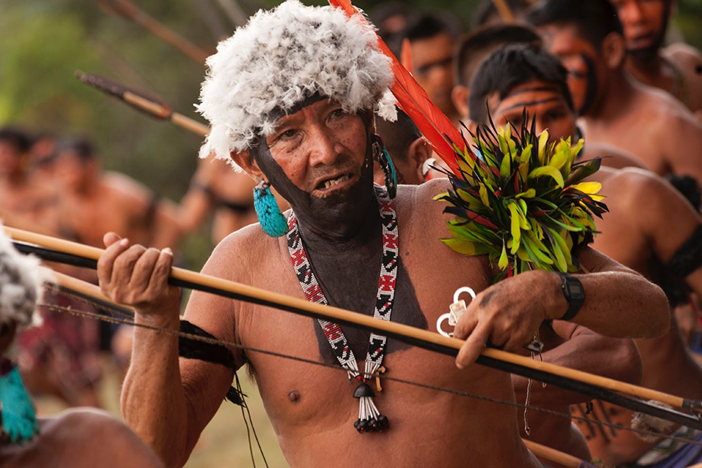 The Yanomami Indigenous Peoples