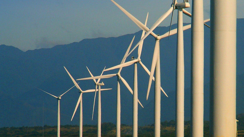 Wind power Philippines