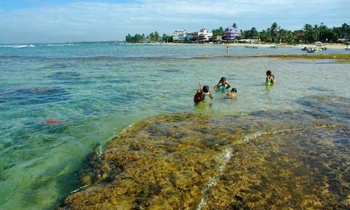 Microplastic waste fouls up beaches on Sri Lanka's southern tourism coast