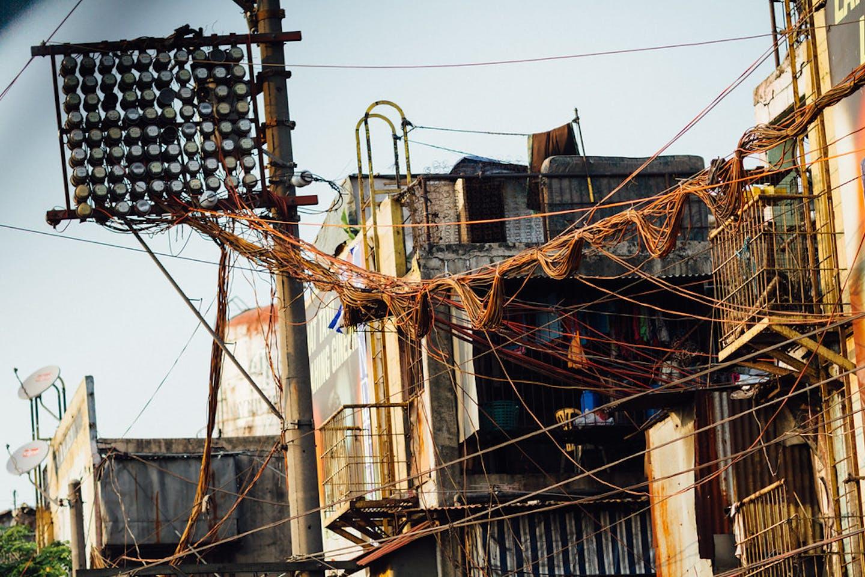 illegal electricity manila