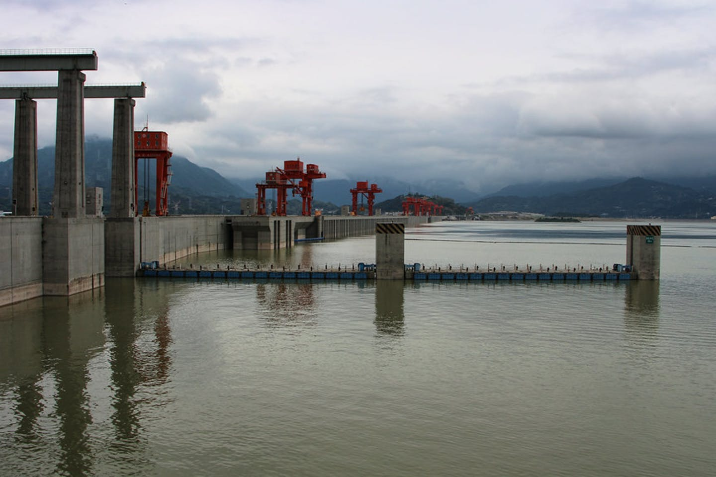 three gorges dam hydro china