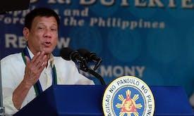 Philippines suspends climate studies loan over scrutiny of Duterte drug war
