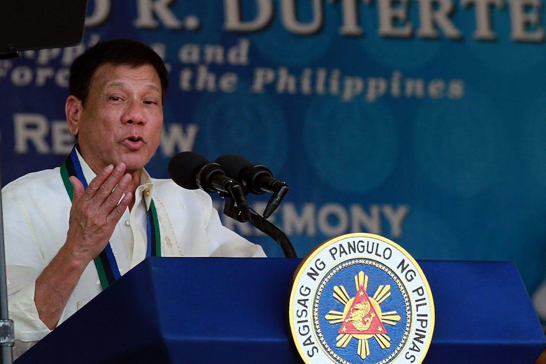 president duterte philippines