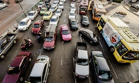 Despite climate commitments, transport sector emissions are set to soar