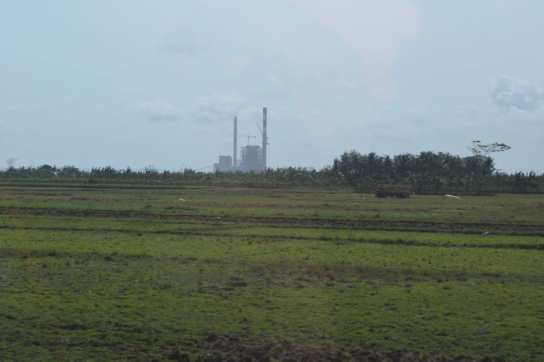 cilacap coal plant indonesia