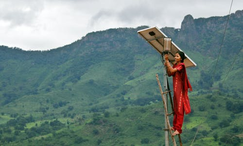 How women can power the green transition