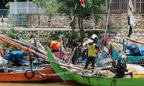 Indonesia's new intelligence hub drawing on data in the war on illegal fishing