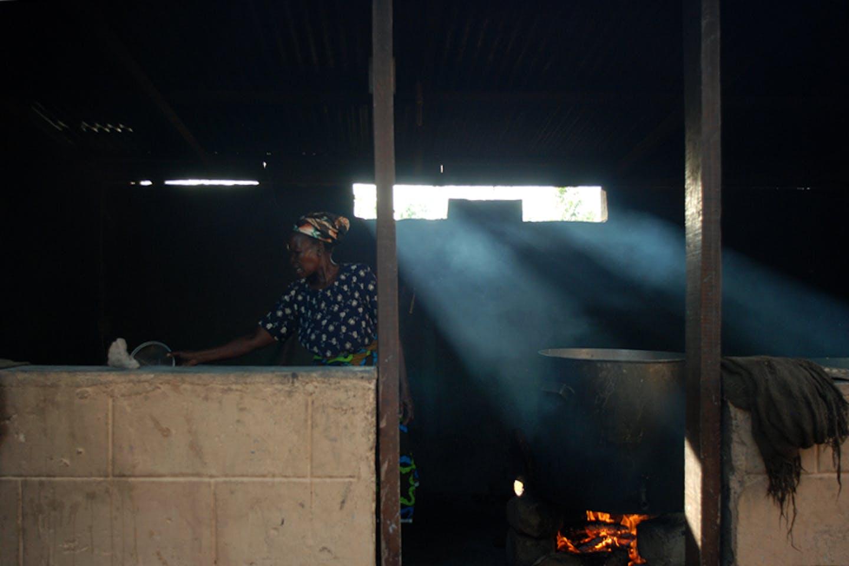 ghana woman farmer