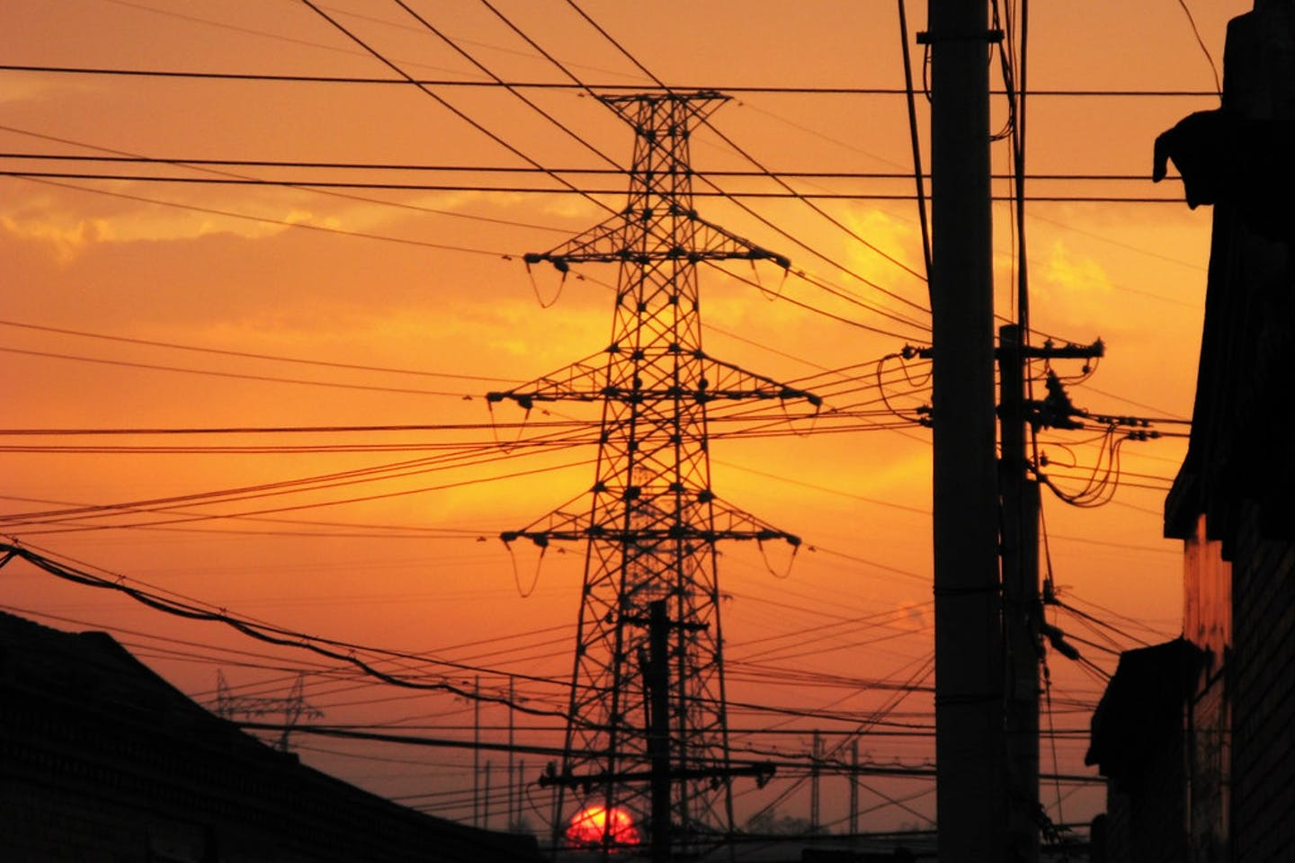 electric grid china