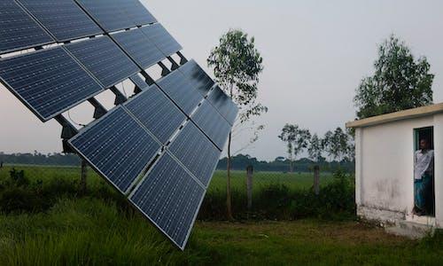 Bangladeshi solar-sharing start-up aims to cut power waste
