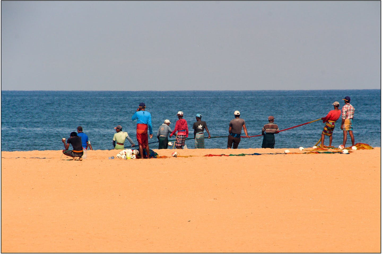 sri lanka fishermen