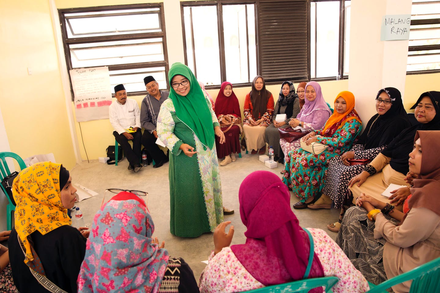 women peacebuilding indonesia