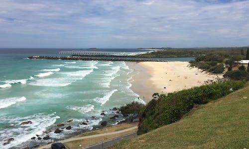 Sandy beaches may succumb to rising seas