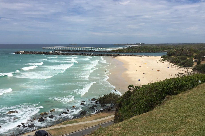 Duranbah Beach Australia