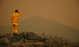 Wildfire-hit countries in need of new strategies to tame burning threat