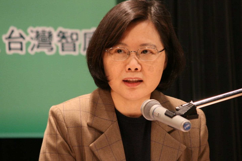 Taiwan president Tsai Ing-wen2