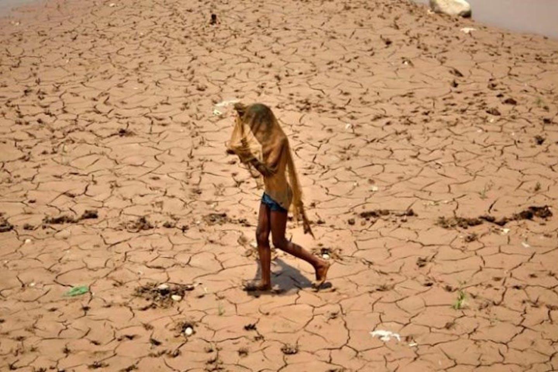 new delhi heatwave