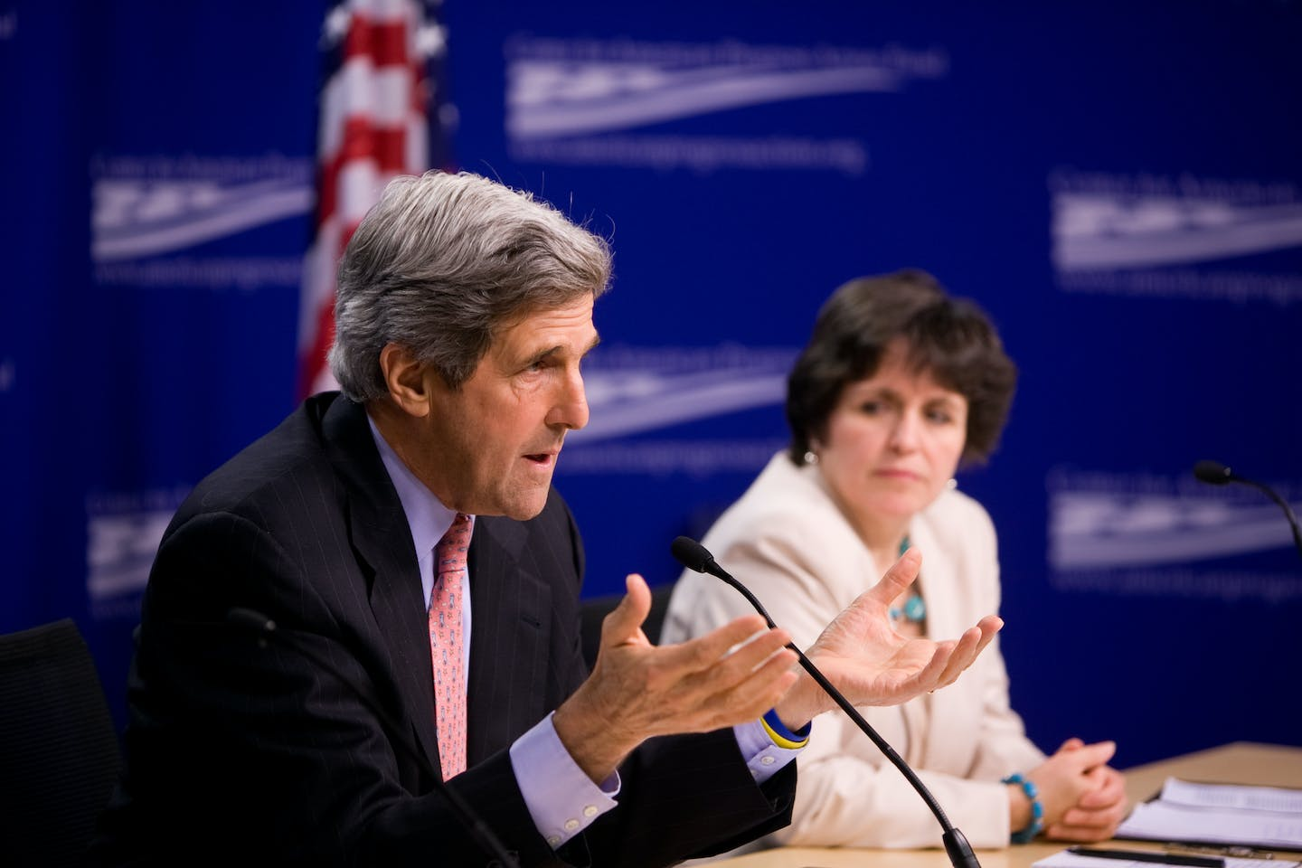 John Kerry, US climate chief