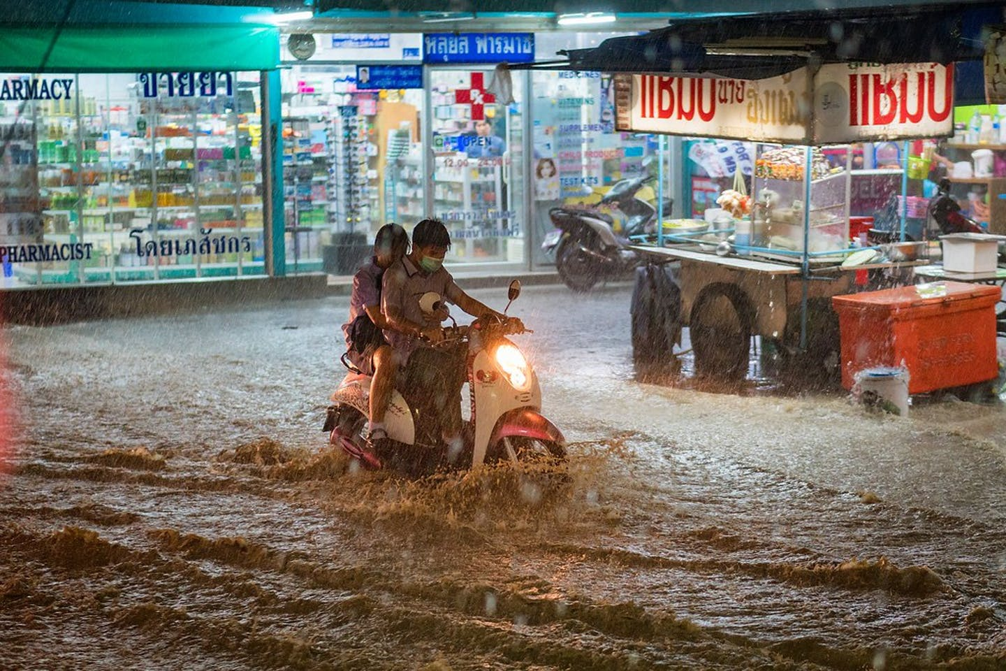southeast asia flood