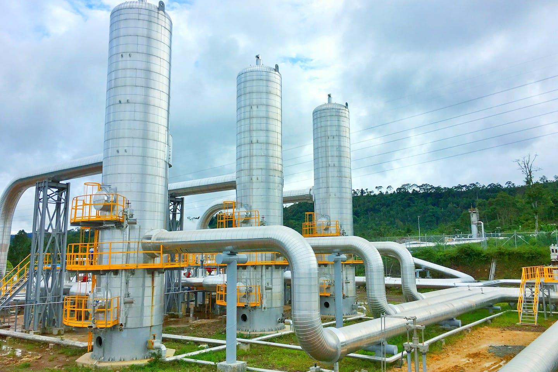 Ulubelu geothermal project