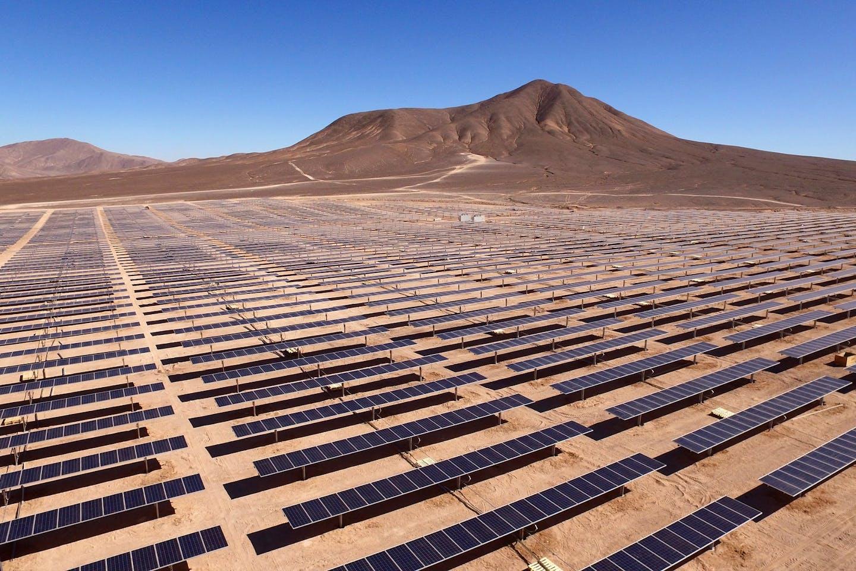 Circular solar industry