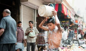 It's official: India just experienced its hottest decade on record
