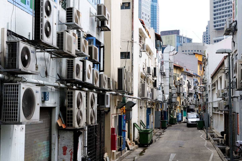 Singapore air conditioning