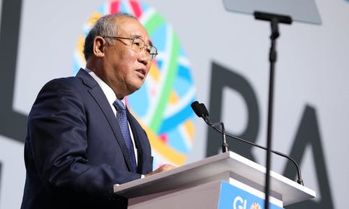 Xie Zhenhua: China's top climate negotiator steps down