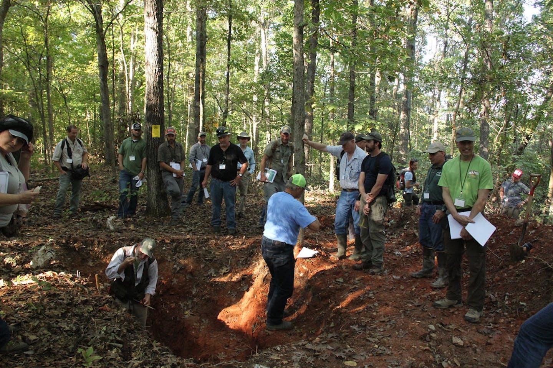 soil scientists