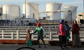 World has already passed 'peak oil', BP figures reveal