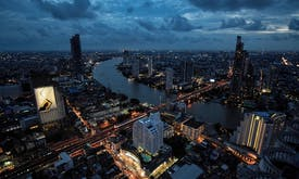 Bangkok court halts river promenade project that would worsen flooding