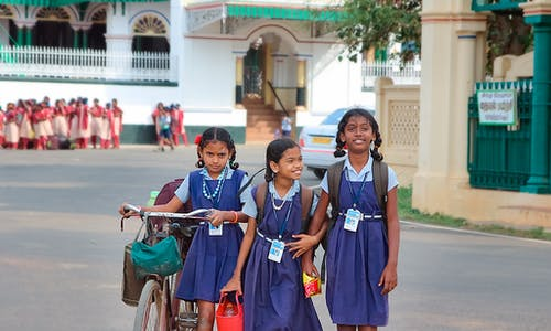 Schools for girls can help to answer climate crisis
