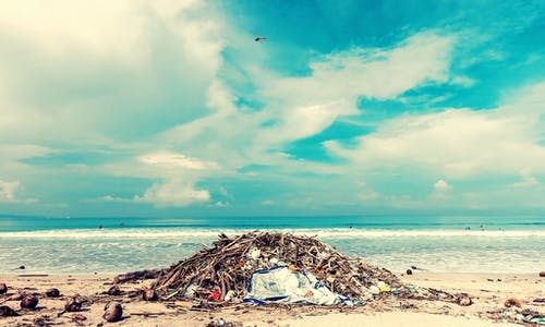 In Bali, young people fight against plastic plague that threatens paradise