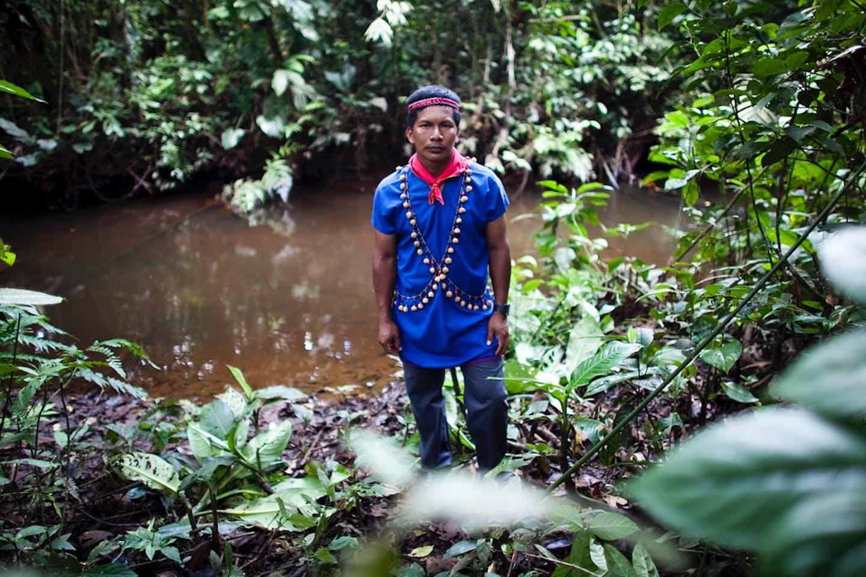indigenous community ecuador