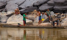 New platform aims to reveal dam and climate impacts on the Mekong