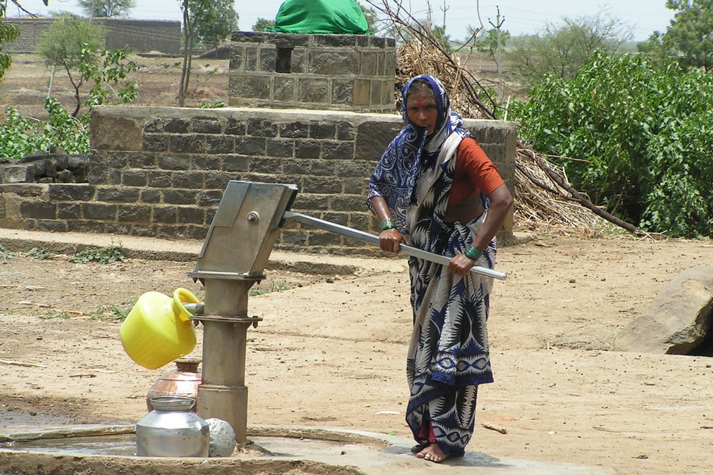 water pump india2