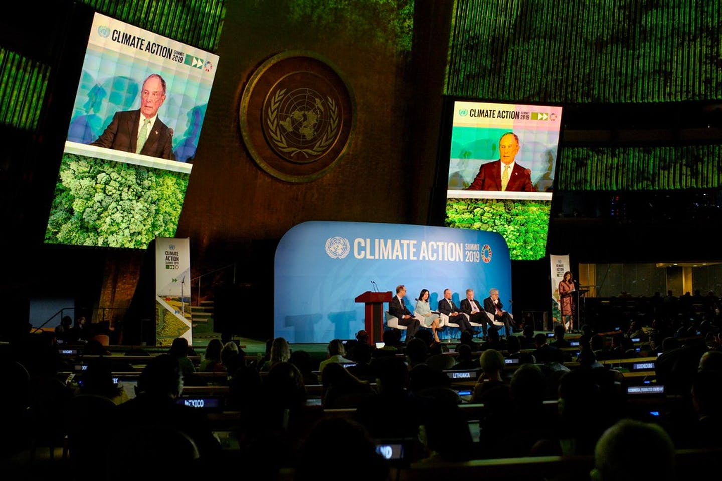 climate action summit 2019 nyc