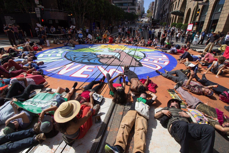 climate strike san francisco