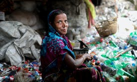 Plastic pollution disproportionately hitting marginalised groups, UN environment report finds