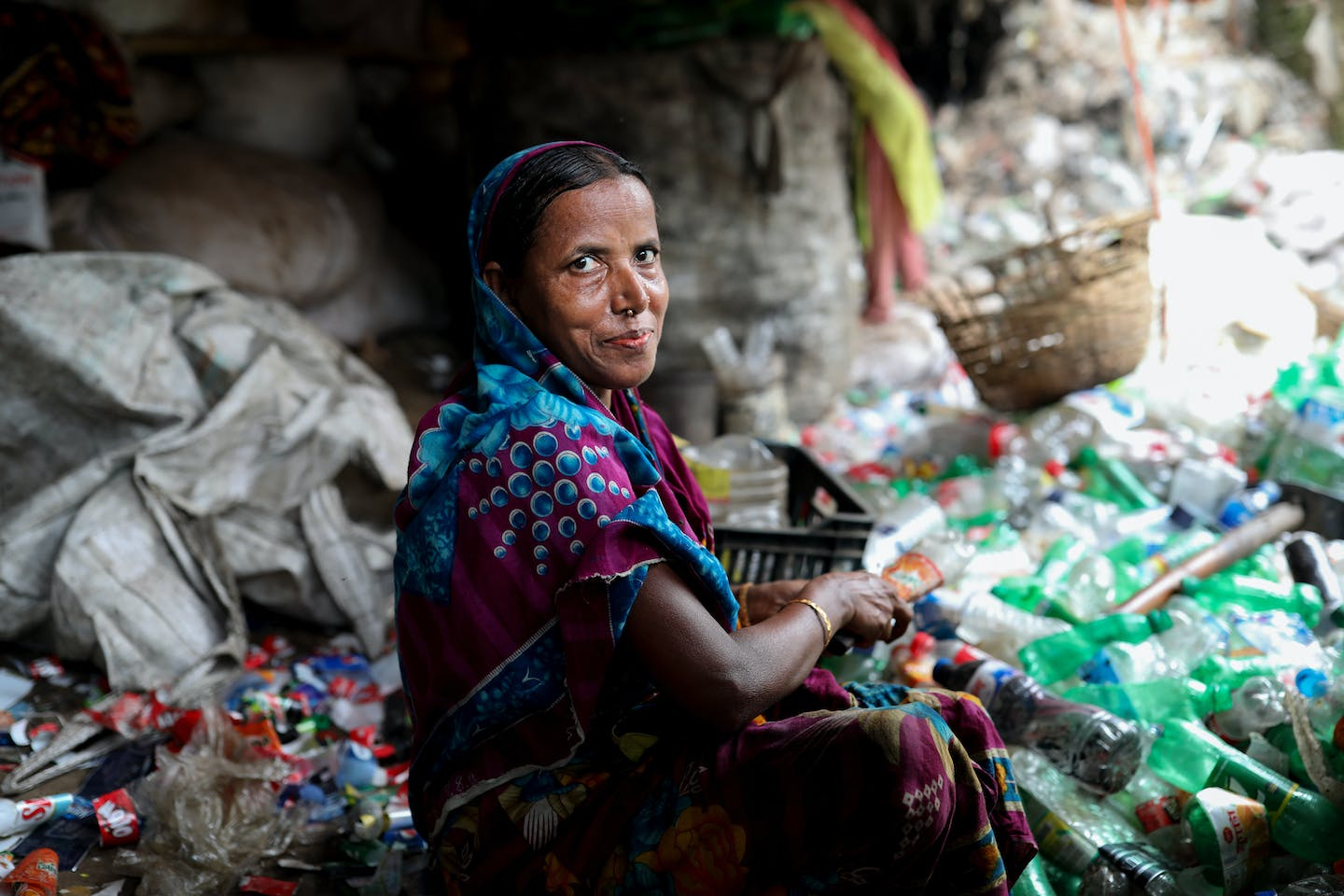 Plastic pollution disproportionately hitting marginalized groups, UN environment report finds