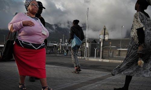 Violence against women is blocking development