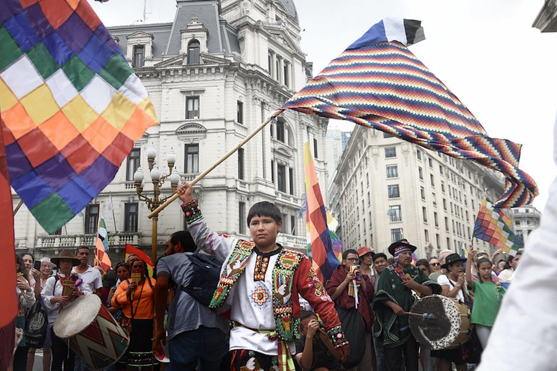 protest 2019 bolivia
