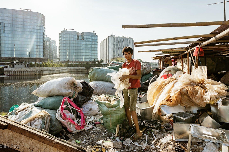 slum jakarta
