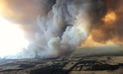 Why criticism over the Australian bushfires might be misplaced