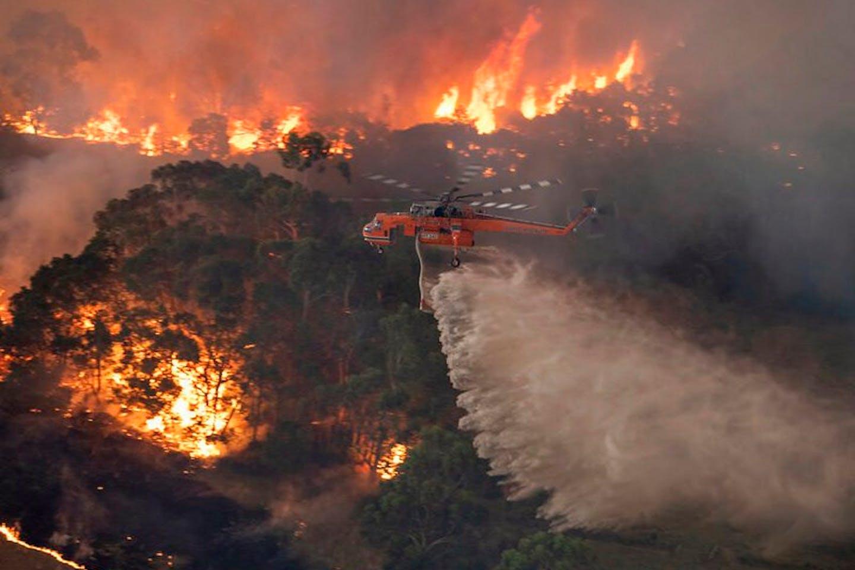 Australia Bushfire 2019