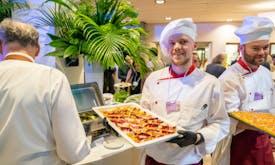 Banana ban and meatless menus, but how green is Davos summit?