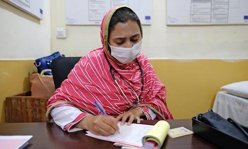 World leaders warn coronavirus could roll back progress for women